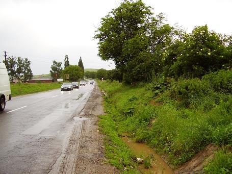 Inchiriez teren pentru parcare autospeciale, depozitare materiale Sibiu- Centura