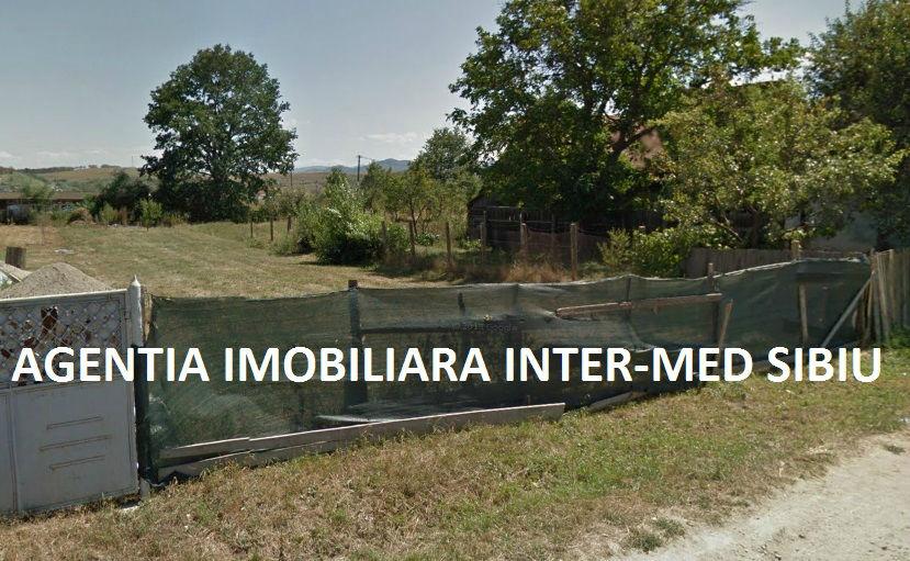 teren Sacel Sibiu